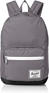 Herschel Pop Quiz Backpack, Grey/Black, One Size