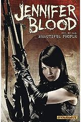 Garth Ennis' Jennifer Blood Vol. 2 Kindle Edition