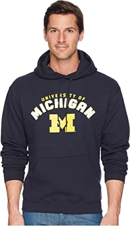 Champion College - Michigan Wolverines Eco® Powerblend® Hoodie 2