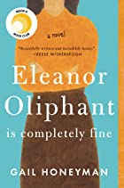 Cover image of Eleanor Oliphant Is Completely Fine by Gail Honeyman