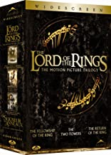 The Lord of the Rings Motion Picture Trilogy: Fellowship of the Ring / The Two Towers / The Return of the King