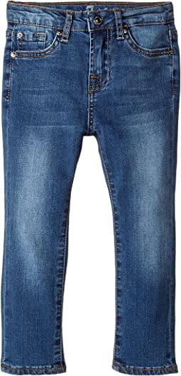 7 For All Mankind Kids - Slimmy Jeans in Bristol (Infant)
