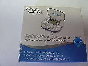 Weight Watchers 2011 PointsPlus Calculator