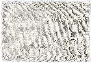 DRI Chenille Area Rug 28 x 18 in White