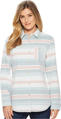 Reversible Serape Cotton Shirt