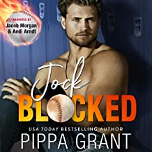 Jock Blocked: Copper Valley Fireballs, Book 1