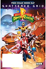 Free Comic Book Day 2018 - Mighty Morphin Power Rangers Kindle Edition
