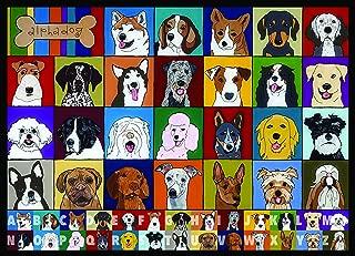 AlphaDogs 1000 Piece Jigsaw Puzzle