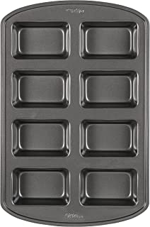 Wilton Perfect Results Non-Stick Mini Loaf Pan, 8-Cavity