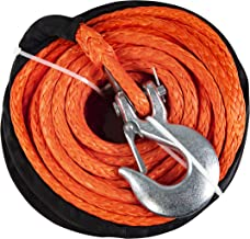 Best atv winch synthetic rope vs cable Reviews