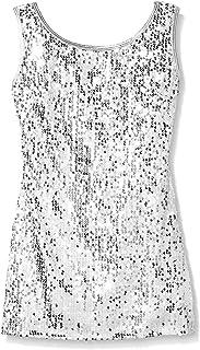 Gia Mia Dance Big Girls Sequin Tunic Dress