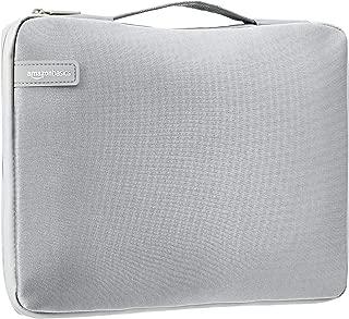 AmazonBasics 39 62 Professional Laptop Sleeve  With Retractable Handle  Grey