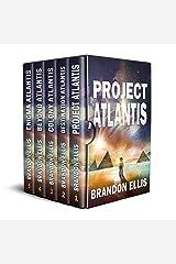 The Complete Atlantis Series, Books 1 - 5 (A Sci-Fi Fantasy Technothriller): Ascendant Saga Kindle Edition