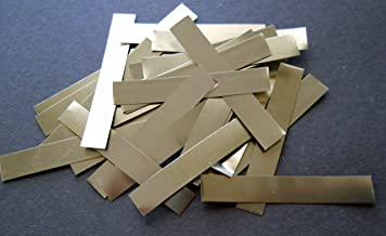 50 Pure nickel Solder Tabs for high capacity LiPo, NiCd and NiMh Battery Packs - Commercial Grade