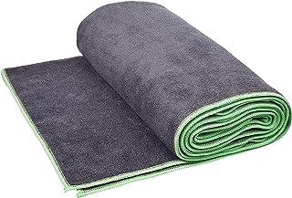 AmazonBasics Yoga Exercise Mat Towel