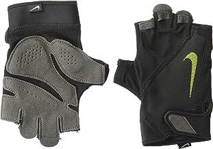 Nike Unisex Adult Nike Men'S Elemental Fitness Glove, Misc Performance Gloves - Black/Dark Grey/Black/Volt, Medium