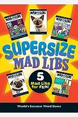Supersize Mad Libs Paperback