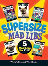 Supersize Mad Libs