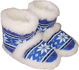 super speciali vendita a buon mercato nel Regno Unito selezione più recente Amazon.it: Babbucce lana donna