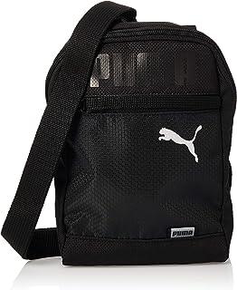 PUMA Unisex-Adult Shoulder Bag, Black - 0769200
