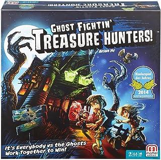 Ghost Fightin' Treasure Hunters Board Game [並行輸入品]