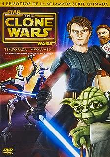 Star Wars - The Clone Wars - Primera Temporada Vol.1