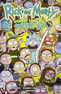 Best rick and morty comic online Reviews