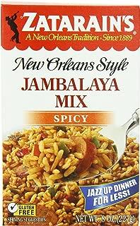 is zatarain's jambalaya spicy