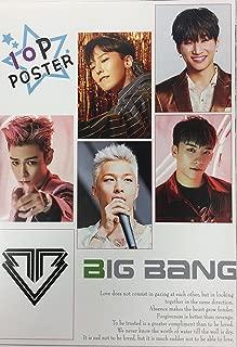K-POP Bigbang Photo Poster (10 Pieces) (BIGBANG)