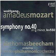 Mozart: Symphony No. 40