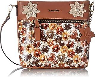 Laura Vita Damen 4234 Sling, Handle Bag, M