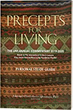 Precepts For Living: The UMI Annual Bible Commentary 2019-2020 Study Guide