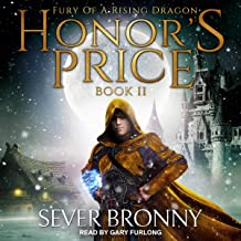Honor's Price: Fury of a Rising Dragon Series, Book 2
