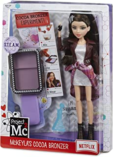 Project Mc2 Experiments with Doll-Mckeyla's Cocoa Bronzer Child's Toy