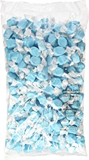 Blue Raspberry Salt Water Taffy 3 Pound Bag by Sweets