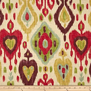 Richloom Fabrics Richloom Django Ikat Jubilee