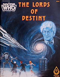 The Lords of Destiny (Dr. Who Role Playing Game)