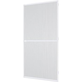 Windhager Tensor Plus, mosquitera Marco de Aluminio para Ventanas 100 cm x 120 cm, Blanco, 03898: Amazon.es: Jardín