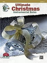 Ultimate Christmas Instrumental Solos: Flute, Book & CD (Ultimate Instrumental Solos Series)