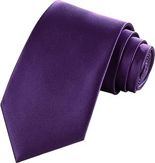 Tie G,Solid satin tie, Men's Neck tie, silky touch, Gift tie,Wedding tie,best men tie,party tie,3.35 inch Width