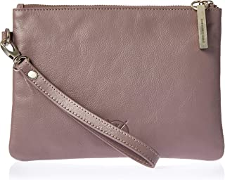 Stitch & Hide Women's Cassie clutch Clutches, Lilac, One Size