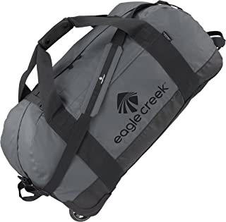 Eagle Creek No Matter What Flashpoint Rolling Duffel L, Stone Grey (Gray) - EC020421129