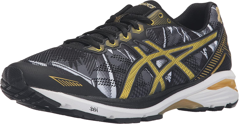 ASICS Mens Gt-1000 5 Gr Running shoes