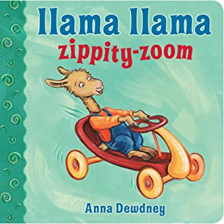 Llama Llama Zippity-Zoom