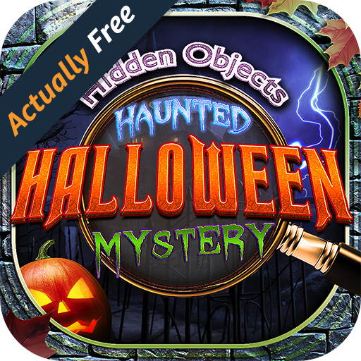 Hidden Object Haunted Halloween Mystery – Ghosts, Pumpkins, Monsters Picture Puzzle Objects Differences Seek & Find FREE Game