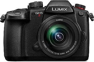 パナソニック ミラーレス一眼カメラ ルミックス GH5M2 レンズキット 標準ズームレンズ付属 ブラック DC-GH5M2M