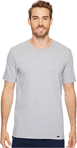 Living Short Sleeve Crew Neck Shirt