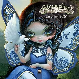 Jasmine Becket-Griffith Mini Wall Calendar 2020 (Art Calendar)