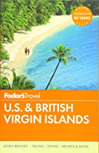 Fodor's U.S. & British Virgin Islands (Full-color Travel Guide)