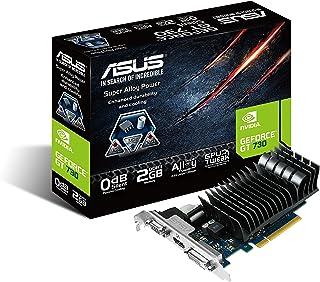 ASUS GeForce GT 730搭載 グラフィックボード GT730-SL-2GD3-BRK